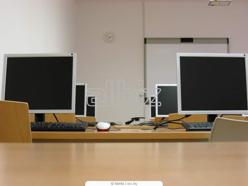 Zamówienie Instalacje sieci internetowej w firmach
