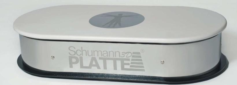 Zamówienie Platforma Schumann 3D Platte