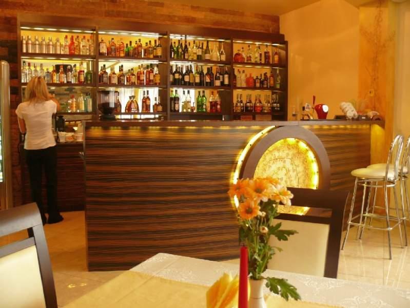 Zamówienie Projektowanie wnętrz restauracji.