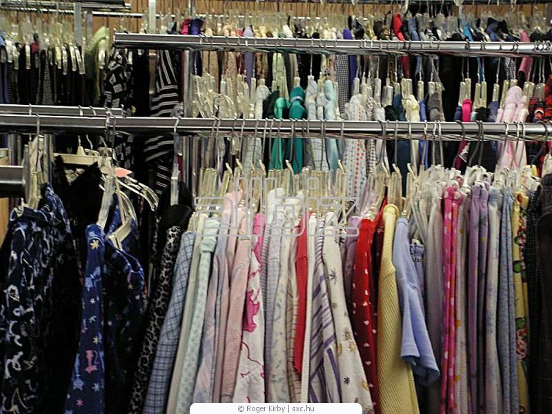 Zamówienie Eksport odzieży do Afryki