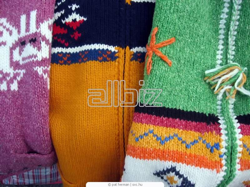 Zamówienie Swetry do produkcji szarpanki
