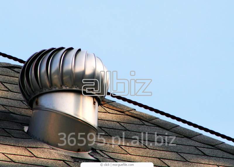 Zamówienie Instalacja systemów wentylacji w domach i obiektach użytkowych.