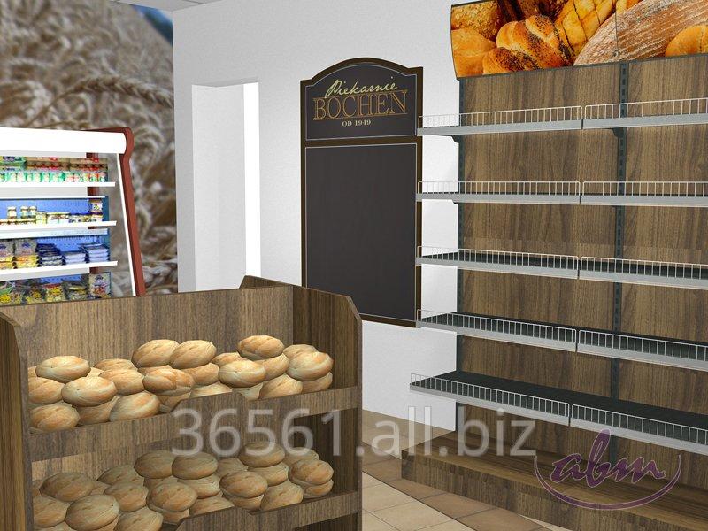 Zamówienie Projektowanie sklepów spożywczych