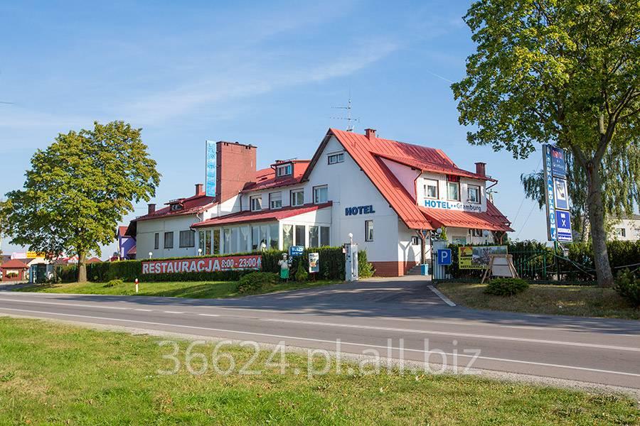 Zamówienie Hotel Gramburg