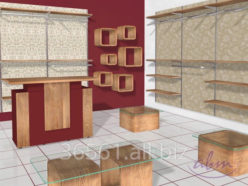 Zamówienie Projektowanie sklepów odzieżowych