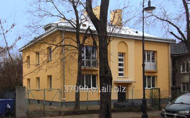 Zamówienie Remonty budynków mieszkalnych elewacje BUDIREM