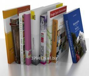 Zamówienie Druk książek czarno-biały i kolorowy w bezkompromisowej jakości.