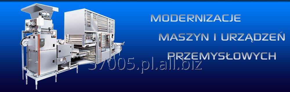 Zamówienie Modernizacja maszyn i urządzeń