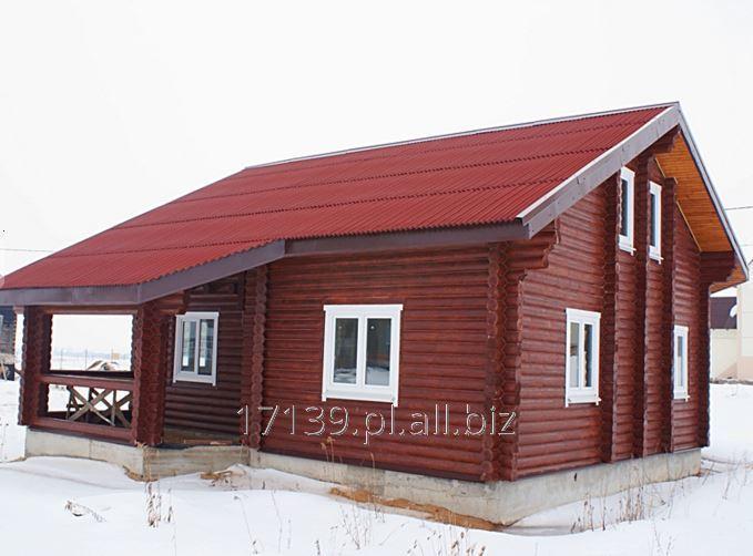 Zamówienie Budowa oraz remonty domów drewnianych - domów z bali.