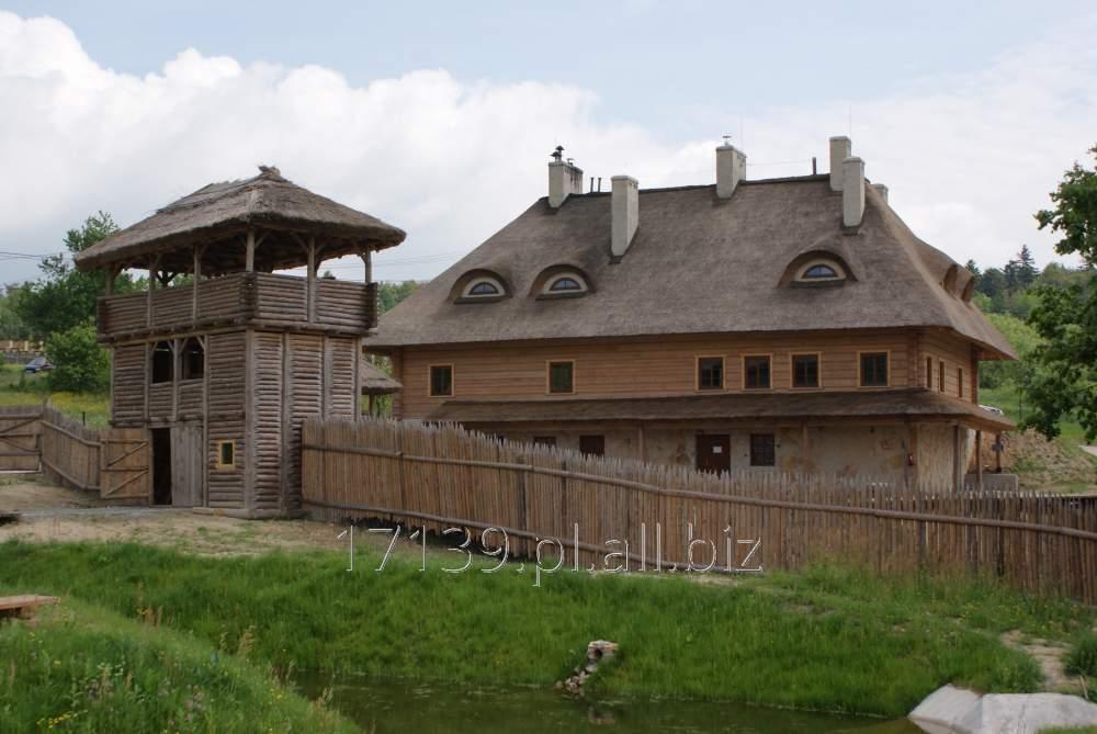Renowacja i konserwacja domów z bali