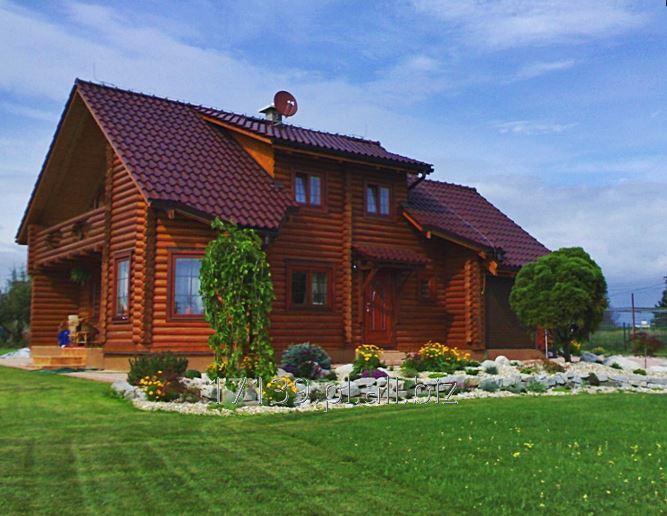 Zamówienie Ocieplanie domów drewnianych z bali