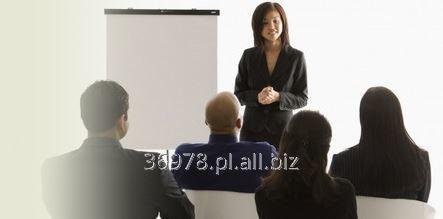 Zamówienie Szkolenia z zakresu ochrony środowiska oraz szkolenia zagraniczne