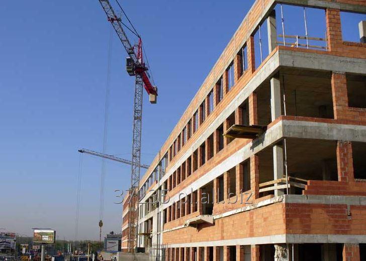 Zamówienie Budowa obiektów komercyjnych i mieszkaniowych