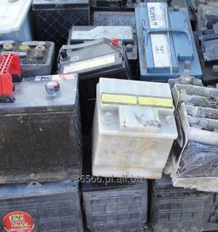 Zamówienie Recykling akumulatorów