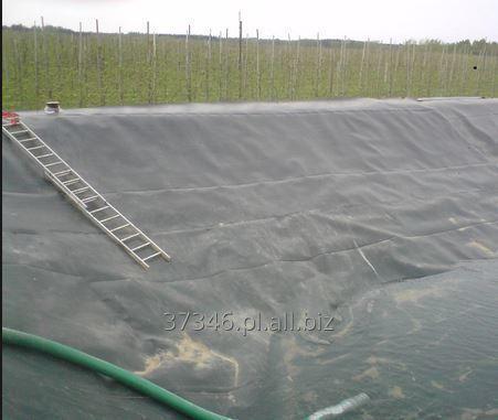 Zamówienie Izolacje obiektów budowlanych i hydrotechnicznych za pomocą geomembrany z folii PEHD