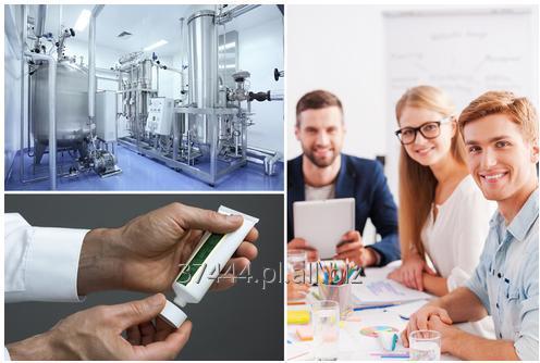 Zamówienie Produkcja kontraktowa kosmetyków z możliwością konfekcjonowania, usługa produkcji obejmuje kremy, żele, maści, płyny i szampony.