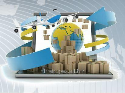 Zamówienie Pośrednictwo w handlu międzynarodowym, import export towarów z całego świata