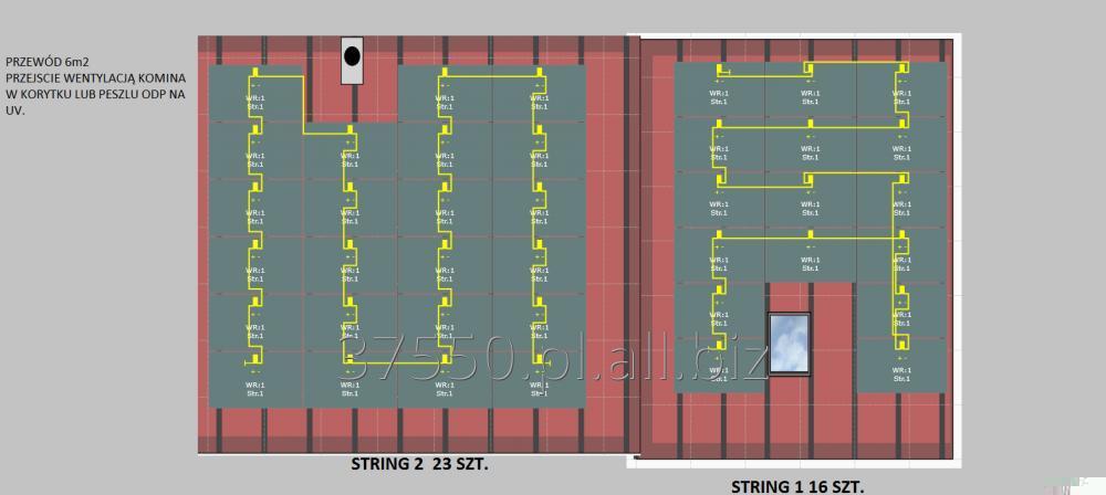 Zamówienie Projektowanie Instalacji Fotowoltaicznych
