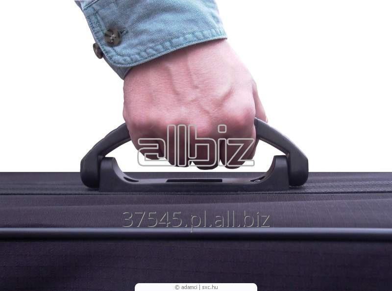 Zamówienie Międzynarodowy transport rzeczy osobistych