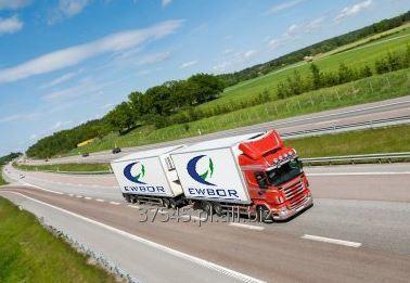 Zamówienie Przewóz z jednoczesnym załadunkiem transportu