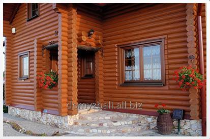 Zamówienie Budujemy domy z bali realizując marzenia klienta, sam wybierz jaki dom chcesz mieć!