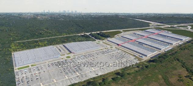 Zamówienie Ptak Warsaw Expo to centrum wystawiennicze położone w bezpośredniej bliskości Warszawy, lotniska im. F. Chopina i dróg expresowych S8 i S2