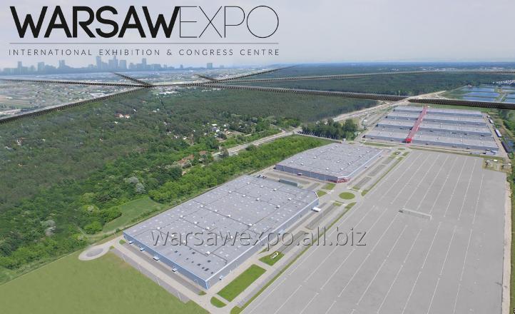 Zamówienie Centrum Ptak Warsaw Expo to 143 000 m2 świetnie skomunikowanej z Warszawą, resztą kraju i całą Europą.