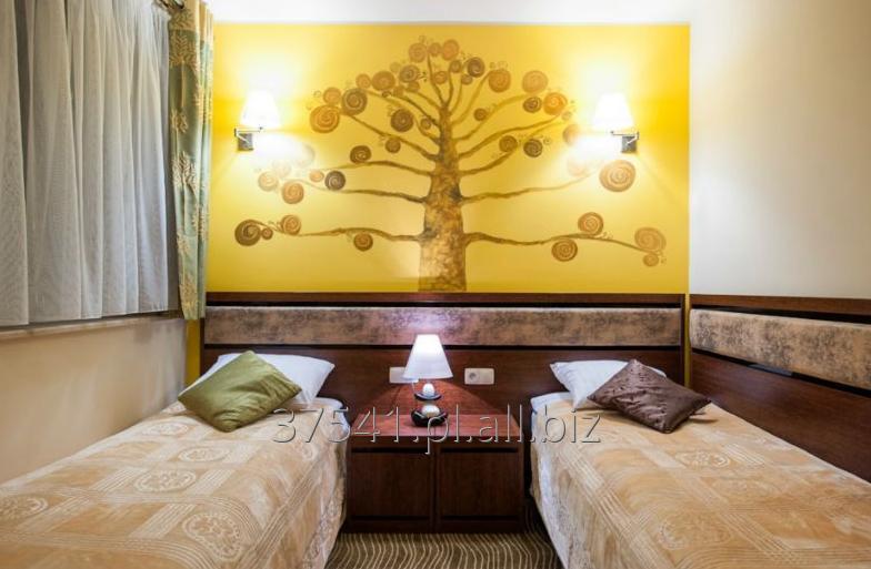 Zamówienie Pokoje hotelowe: apartamenty