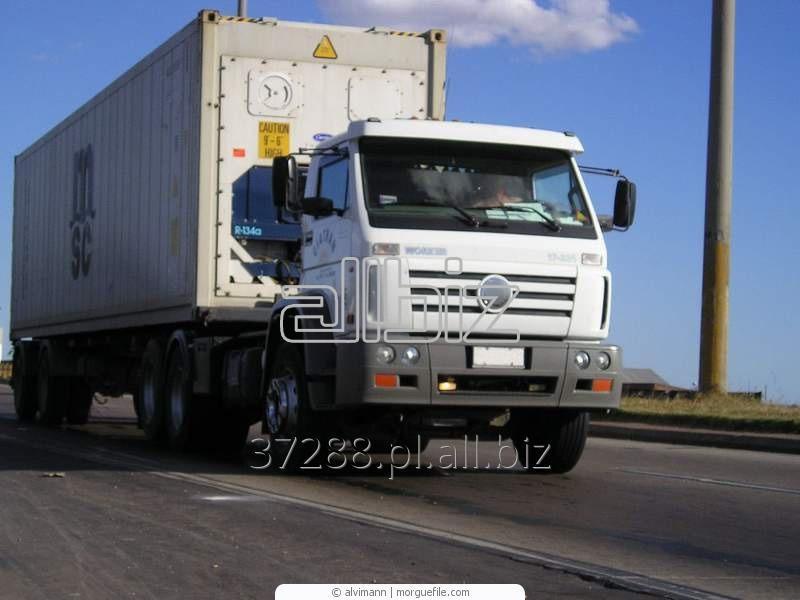 Zamówienie Transport urządzeń