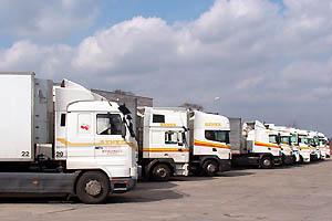 Zamówienie Transport i spedycja