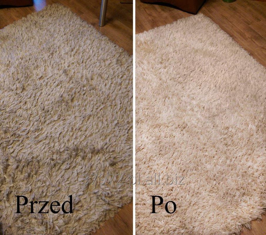 Zamówienie Czyszczenie materaców