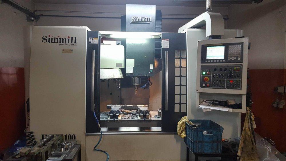 Zamówienie Obróbka skrawaniem CNC, frezowanie, toczenie, Cięcie plazmowe spawanie