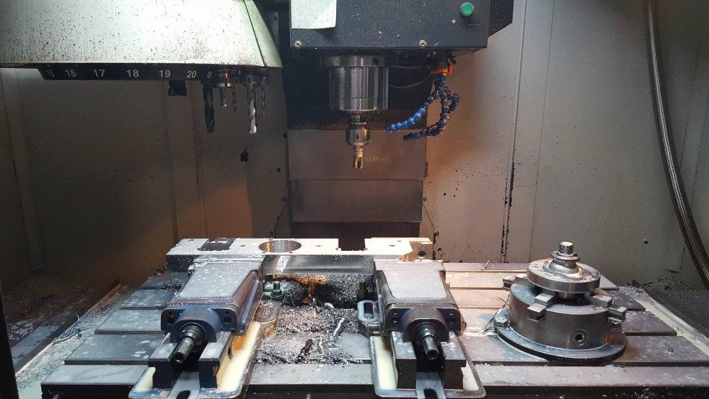 Zamówienie Obróbka skrawaniem CNC, frezowanie, toczenie