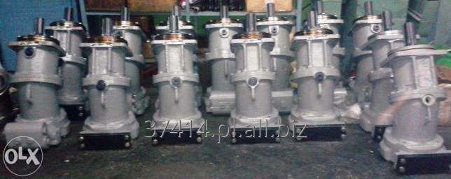 Zamówienie Regeneracja hydromotorów pomp hydraulicznych MN 250 / 100 (160) URB 2A2