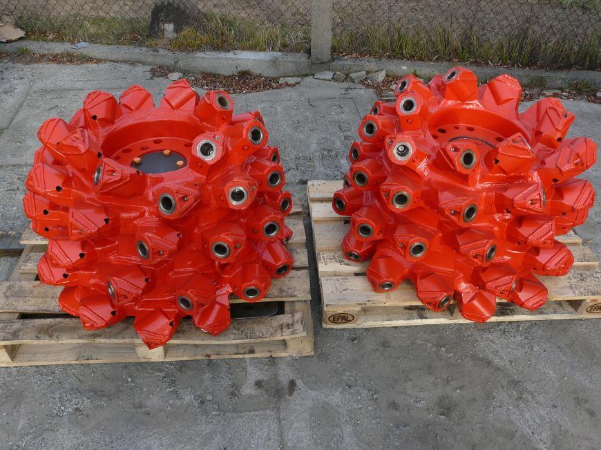 Naprawa wyposażenia górniczego