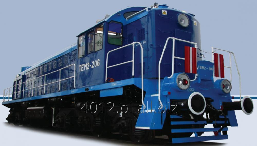 Zamówienie Modernizacja lokomotyw spalinowych TEM2 serii SM48 polegająca na przystosowaniu do ruchu po torach PLK, modernizacji hamulca Matrosov i zastosowaniu Oerlikon oraz układów zwiększających bezpieczeństwo