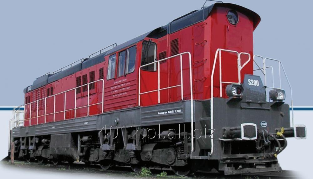 Zamówienie Modernizacja lokomotyw spalinowych S200 serii 770 CD