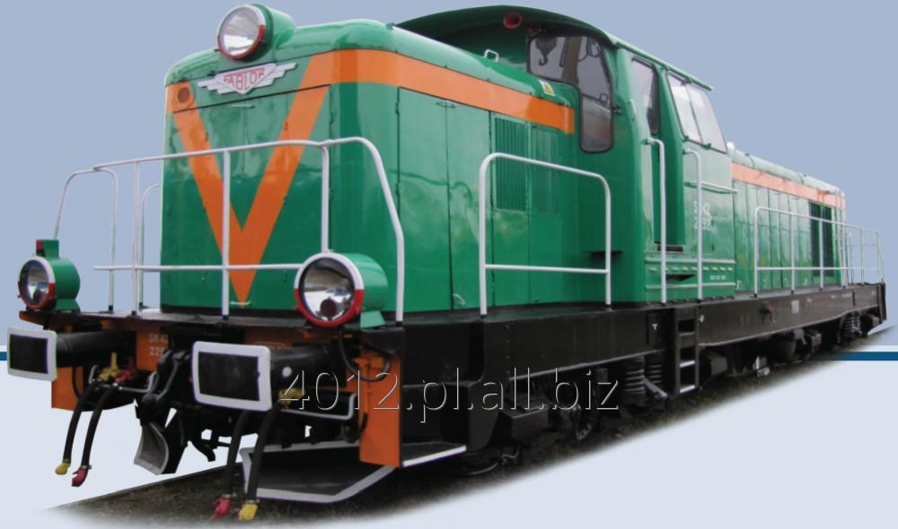 Zamówienie Modernizacja lokomotyw spalinowych SM42 polegająca na przystosowaniu do ruchu po torach PLK oraz zamontowaniu układów poprawiających bezpieczeństwo i ułatwiających obsługę