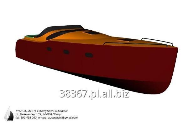 Zamówienie Projekty jachtów
