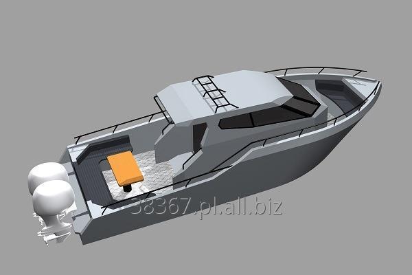 Zamówienie Projekty jachtów i łodzi motorowych