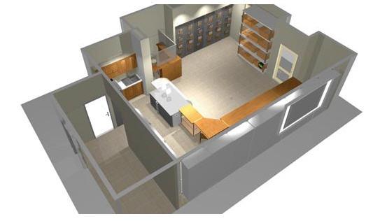 Zamówienie Projekty biur i sklepów