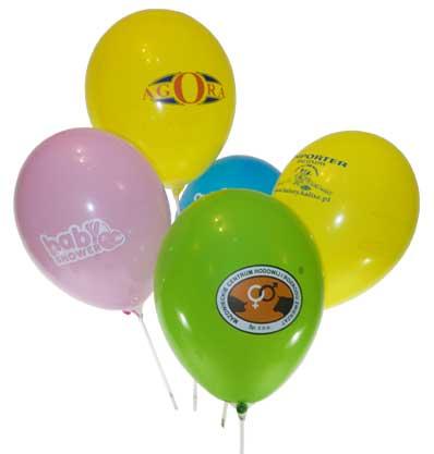 Zamówienie Nadruki na balonach