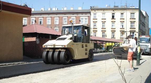 Zamówienie Nawierzchnie Asfaltowe - asfaltobeton