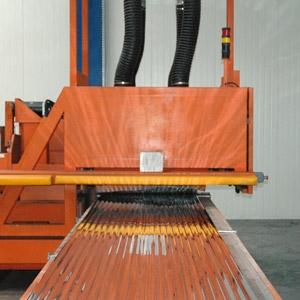 Zamówienie Polerowanie mechaniczne profili aluminiowych