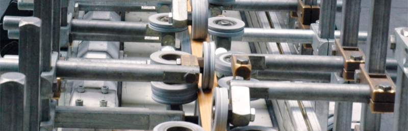 Zamówienie Powlekanie profili aluminiowych foliami dekoracyjnymi i ochronnymi
