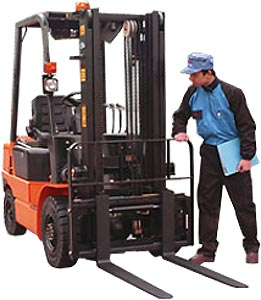 Zamówienie Wynajem wypożyczanie wózków widłowych krótkoterminowo i długoterminowo, dostawa do klienta
