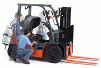Zamówienie Naprawa, serwis, przegląd, kapitalny remont wózków widłowych, przygotowanie i odbiór UDT,