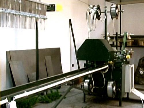 Zamówienie Машины для лесковых гирлянд