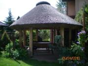 Zamówienie Altany i domki drewniane
