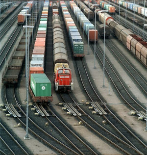 Zamówienie Spedycja kolejowa